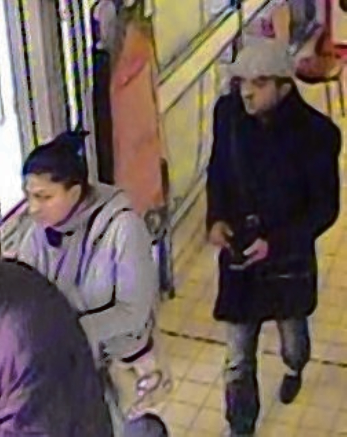 Pair stole £100 from elderly victim in distraction theft