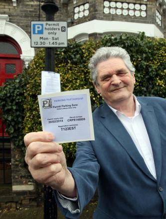 1,000 have their say on parking proposals