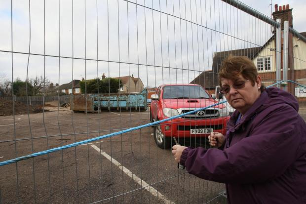 Drury Arms car park vet's surgery plan thrown out by planners