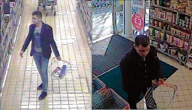 Essex County Standard: Police release pictures of alcohol theft suspects
