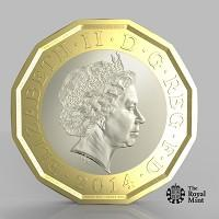 Essex County Standard: The new one pound coin announced by the Government will be the most secure coin in circulation in the world (HM Treasury/PA)