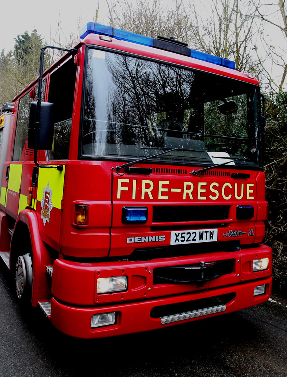 Crews called to seven deliberate fires within three hours