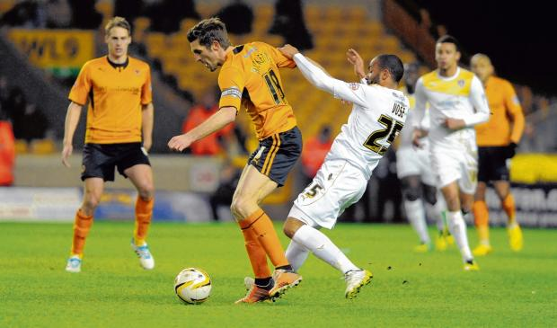Dunne praises U's for second-half response at Wolves