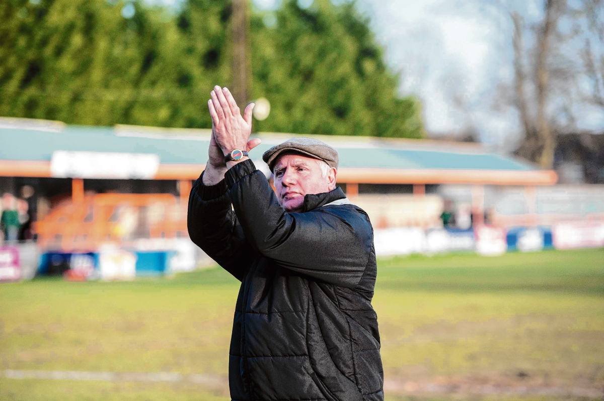 Devonshire's pride in his players despite last-gasp heartache on the road