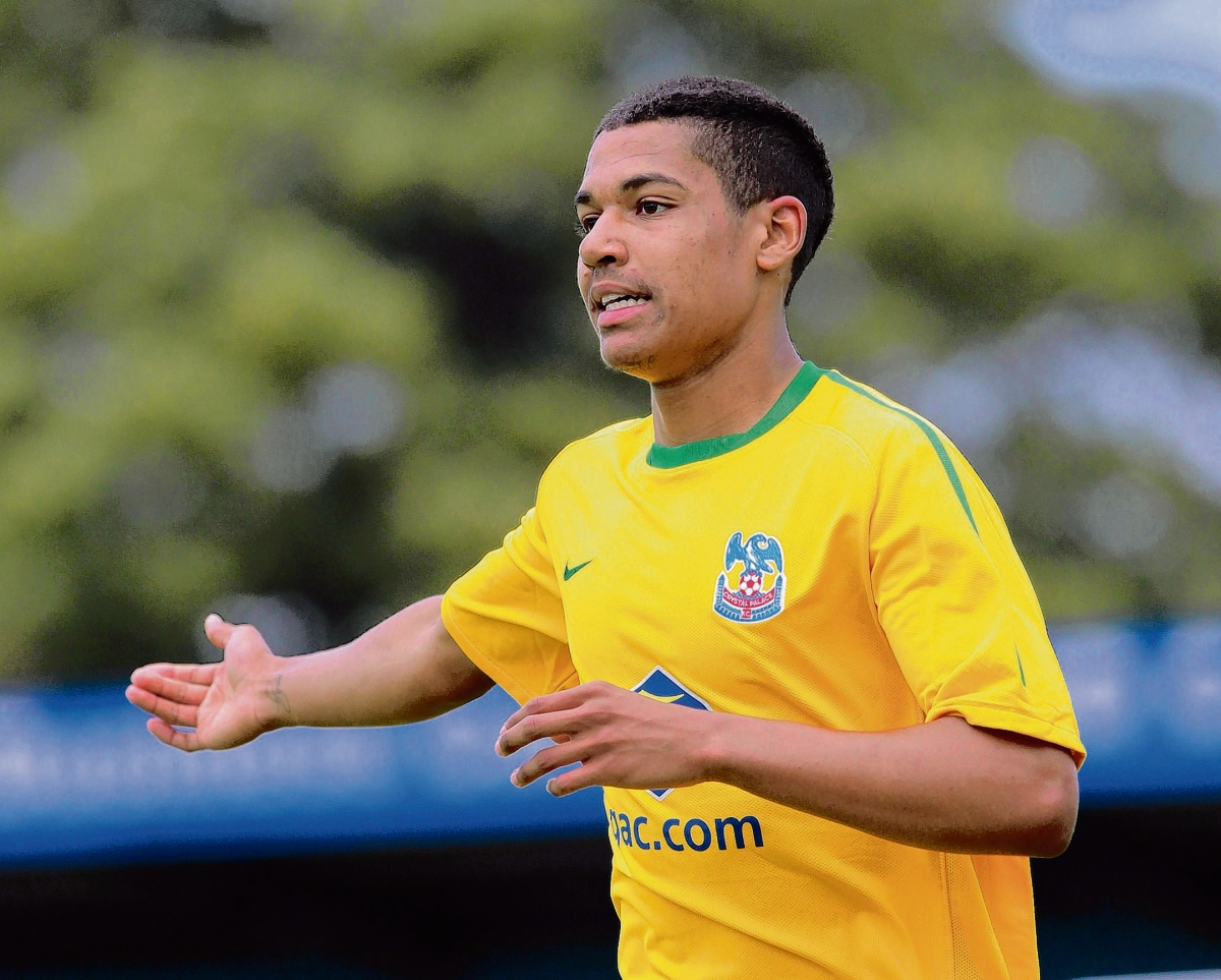 Open to a return - Alex Wynter has said he would consider going back to Colchester United if the opportunity arose. Picture: WARREN PAGE