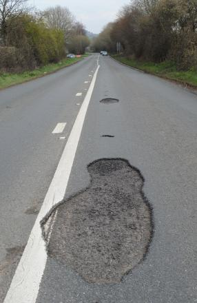 £485,000 allocated to improve Colchester's roads