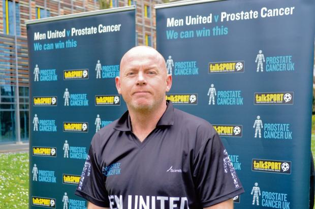 Confident - Perry Groves is sure that his former club Colchester United will be playing League One football next season.