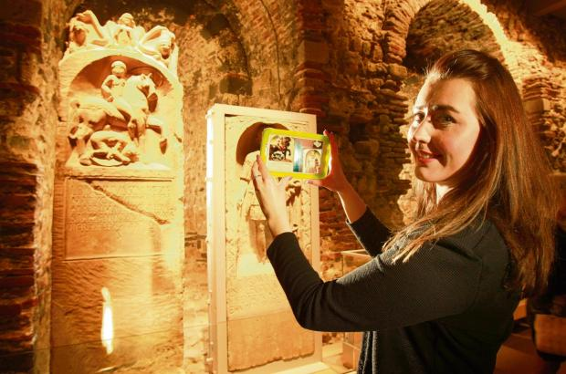 Revamped Colchester Castle is breaking visitor number records