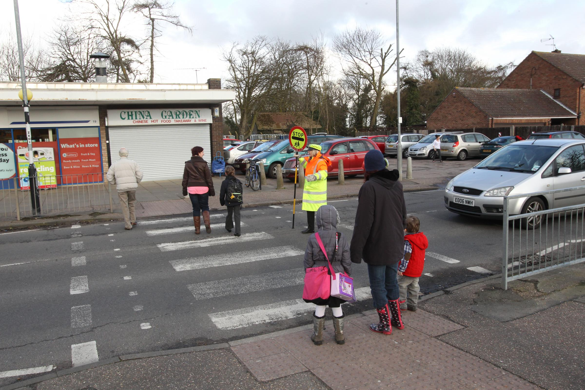 Our campaign vindicated as County Hall saves most school crossing patrols