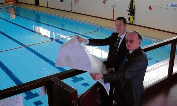 Essex County Standard: £900k revamp of pool set to be completed by October