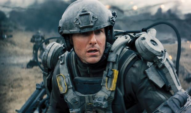 Essex County Standard: Tom Cruise in Edge of Tomorrow