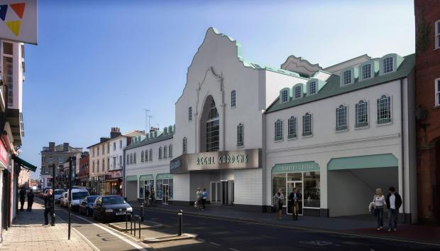 Developer reveals how Colchester Odeon redevelopment will