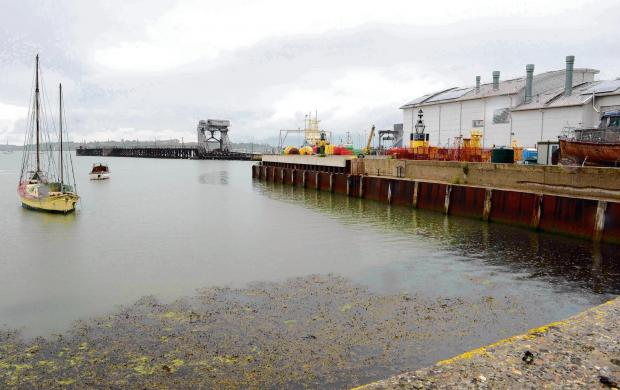 Essex County Standard: Bright future for Gas House Quay