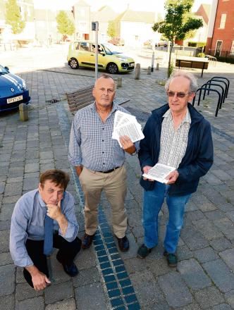 Estate residents: We won't pay council tax until you fix our roads