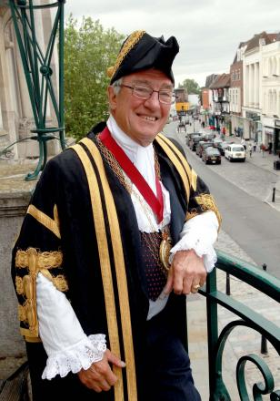 Colchester's new Mayor makes pledge to support volunteers