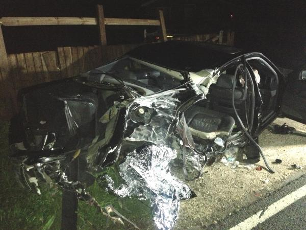 Victim speaks out after dangerous driving crash