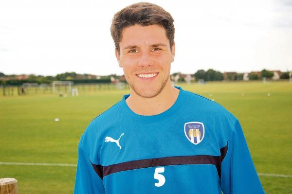 Return - Dan Holman is expected to return from a foot injury for Colchester United in a behind-closed-doors friendly.
