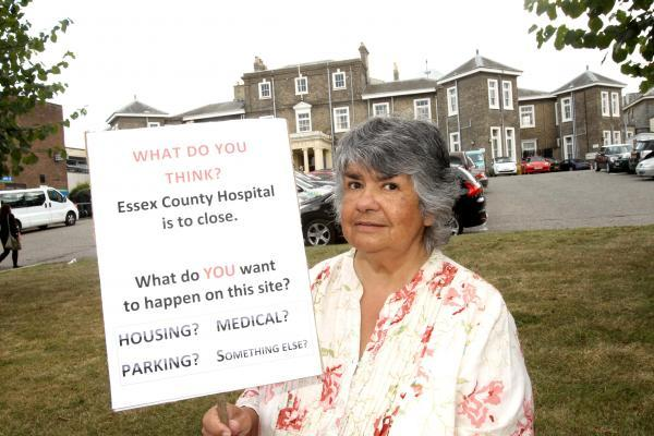 Don't just stand by and watch as housing takes place of medical centre