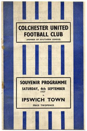 Rare U's programme goes up for auction
