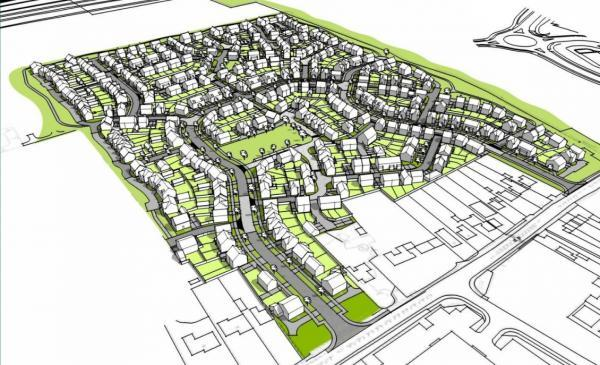 Traffic fears for 358-home Stanway housing estate