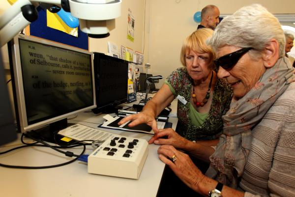 Blind charity opens Colchester base
