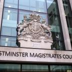 Essex County Standard: Tuhin Shahensha is appearing at Westminster Magistrates' Court accused of preparing acts of terrorism