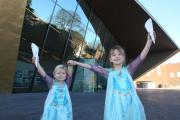 Frozen-inspired day at Firstsite