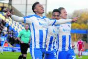 Success story - Jacob Murphy proved an impressive addition for Colchester United on loan from Norwich City in the final weeks of the season. Picture: NIGEL BROWN (CO105165-005)
