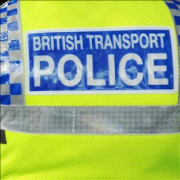 Witham: Services stopped after person hit by train