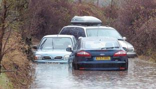 Second flood warning for Essex and Suffolk coasts